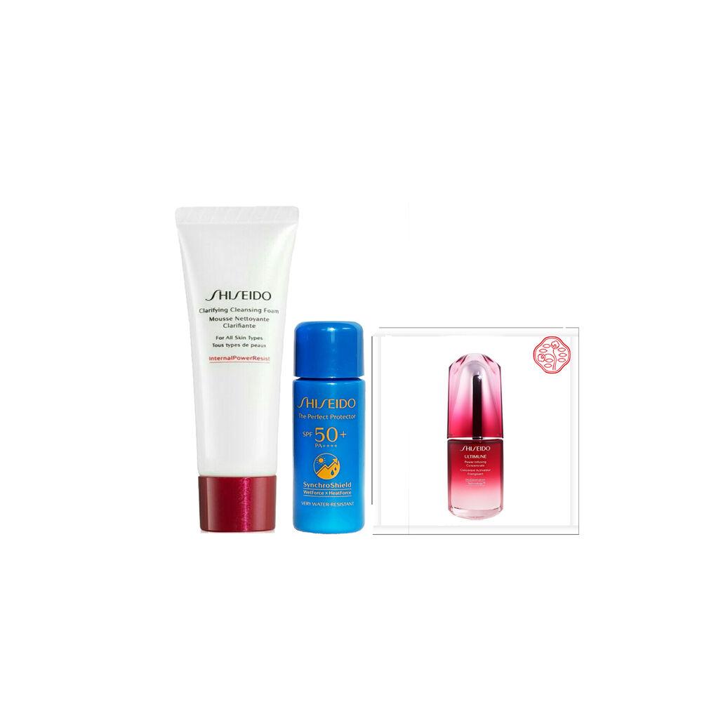 Shiseido Thailand Welcome Gift